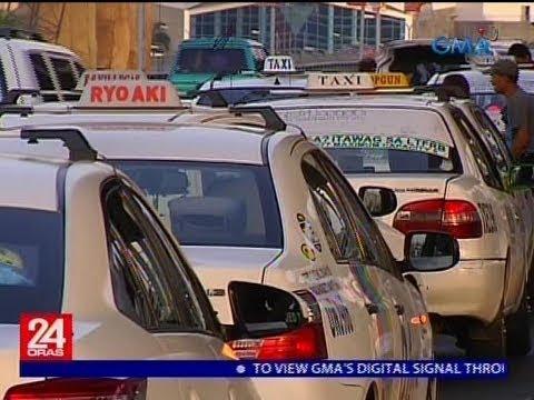 Daing ng mga taxi driver, hindi na sapat ang nakaambang taas-pasahe