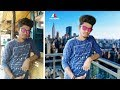City Building Background Edit in PicsArt || hear Style , HDR Effects & Parfact HD Photo Save || Ak P