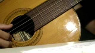 Bên Đời Hiu Quạnh Guitar