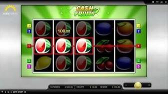 sunmaker  Merkur Slot Cash Fruits Plus