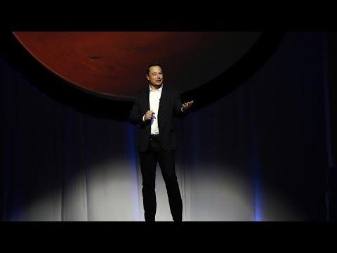 Илон Маск в Аделаиде: второй доклад о марсианских планах SpaceX