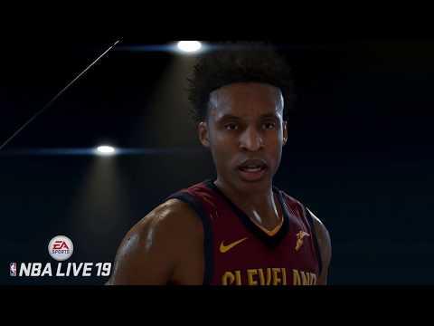 NBA Live 19 - Start Up Menu & Rookie Screen Shots! Trae Young, DeAndre Ayton, Collin Sexton & More!