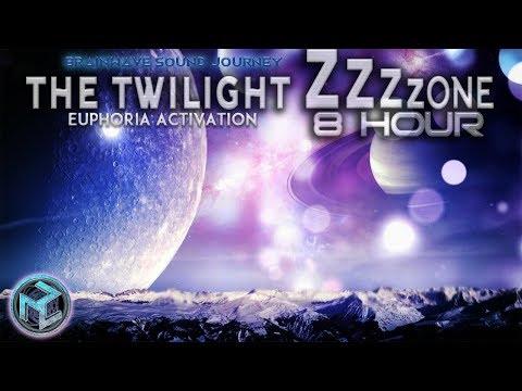 INSTANTLY FEEL EUPHORIA▶8 HOUR Sleep Dream Heal Music (WORKS FAST) 0.9 hz Binaural Beats Meditation