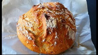 Cocotte bread – Pain cocotte – Companion & ThermomixSmiling Cooking With Benji