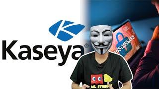 Kaseya Kena Attack dengan Revil Hacker