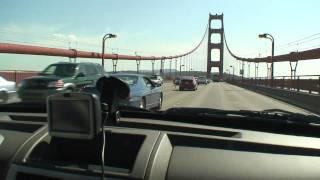 Golden Gate Bridge  (Amerika Road Trip)