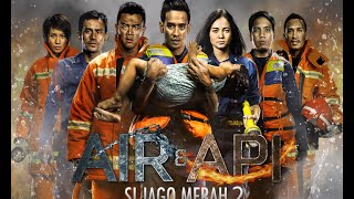 Video AIR & API ( SI JAGO MERAH 2 ) Video Diary eps #01 download MP3, 3GP, MP4, WEBM, AVI, FLV Maret 2018