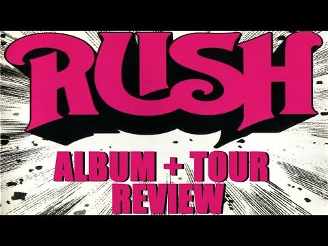 In The Mood To Review Rush's Debut Album, Tour & More