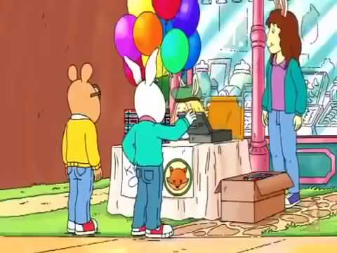 Arthur Episodes Season 19  Carl's Concerto & Too Much Of A Good Thing