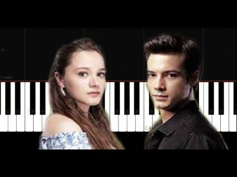 Biri Gider Biri Gelir - Bir Litre Gözyaşı - Piano Tutorial by VN