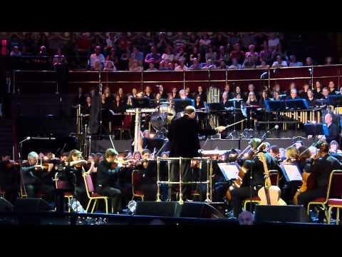 Robert Ziegler & Royal Philharmonic Orchestra 'The Rock' 05.07.15 HD