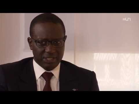 L'interview de Tidjane Thiam