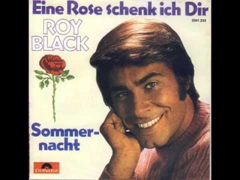 roy black eine rose schenk ich dir youtube. Black Bedroom Furniture Sets. Home Design Ideas