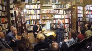 An evening with Edwin Frank, editor of New York Review Books