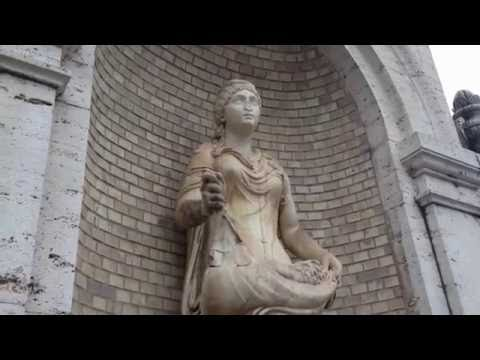 Vatican City Museum and Sistine Chapel  FULL VIDEO TOUR Musei Vaticani