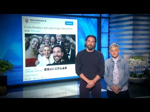 Ellen and Bradley Cooper Need Your Help