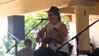 "RICHIE SUPA   PERFORMS    ""AMAZING""  ON ACOUSTIC [WITH RICKY BYRD]"