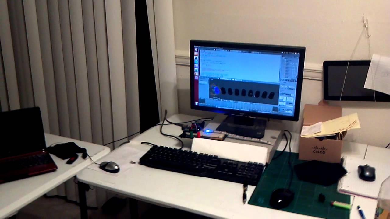 Blender Arduino LED Control | funkboxing
