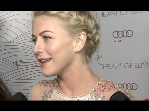 Julianne Hough On How She And Busy Ryan Seacrest Make It Work
