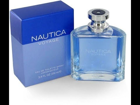 Nautica Voyage Vintage Fragrance Review (Metal Cap)