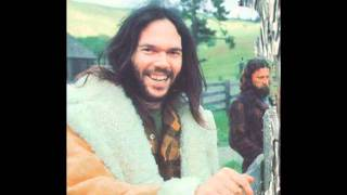 Rare Neil Young - Everybody Knows This Is Nowhere, Wonderin, Sugar Mountain - KQED studio, 1970