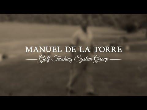 Manuel de la Torre Golf Clinic - 1987 - The Swing Concept
