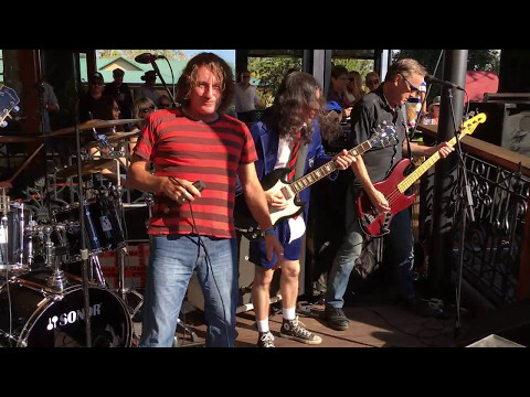 Dirty Deeds AC/DC Tribute - Hell Ain't A Bad Place To Be/Shot Down In Flames Live At Denman Hotel