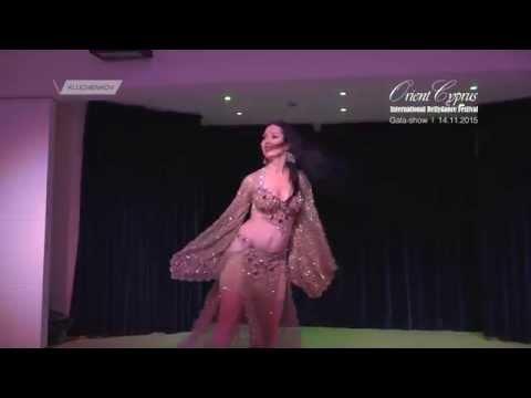 MARTA KORZUN - Gabbar at Orient Cyprus Festival 2015