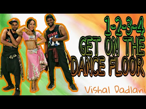 BOLLYWOOD DANCE   1 2 3 4 GET ON THE DANCE FLOOR   MICHELLE VO & Friends