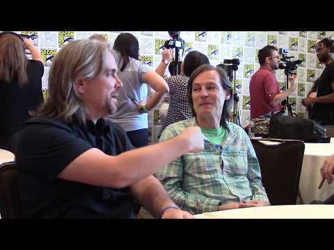 SDCC 2017: The Expanse  Ty Franck Author Hawk Ostby EP