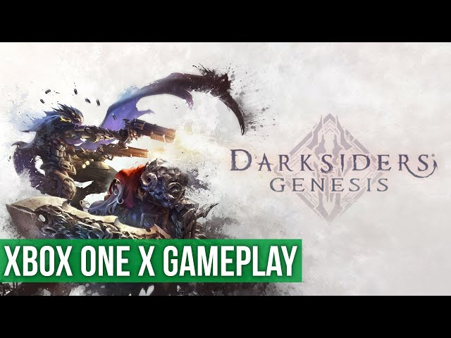 Darksiders Genesis - Gameplay (Xbox One X) HD