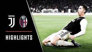 HIGHLIGHTS: Juventus vs Bologna - 2-1 - Ronaldo's 701st Goal!