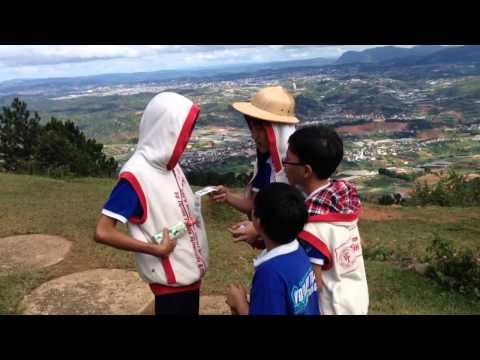 Clip vui Đà Lạt 2014 - Đội nhạc kèn Võ Thành Trang