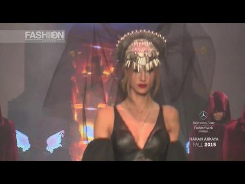HAKAN AKKAYA Full Show Istanbul Fashion Week Fall 2015 by Fashion Channel