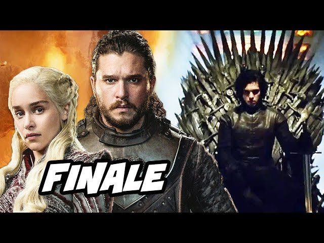 Game Of Thrones Season 8 Episode 6 TOP 10 WTF Finale Questions