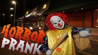 McDonalds PRANK | CLOWN PRANK | FLEX IT
