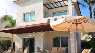 Villa Kapparis-Blue, Kapparis, Famagusta, Cyprus, 3 bedroom villa 100m to the beach