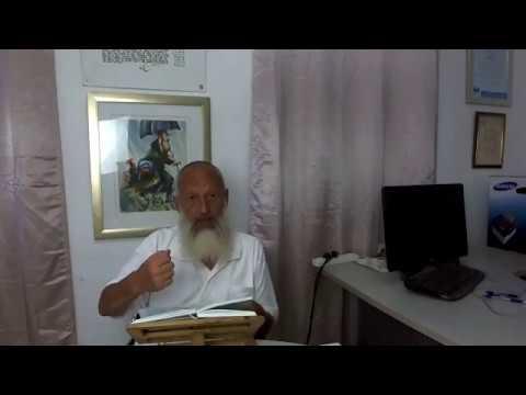 «Время Тшувы», рав Йона Левин