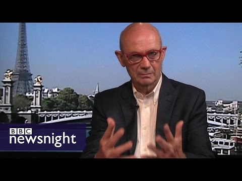 Brexit... now what? Pascal Lamy on UK