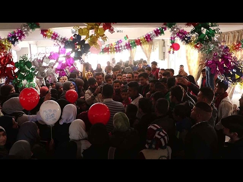 Valentine's Day returns to Iraq's ISIL-free east Mosul