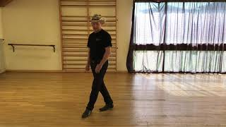CHASIN' TAIL LIGHTS - COUNTRY LINE DANCE (Explication des pas et danse)