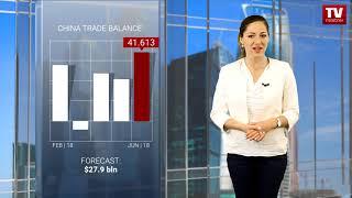 InstaForex tv news: USD extending strength despite forecast  (13.07.2018)