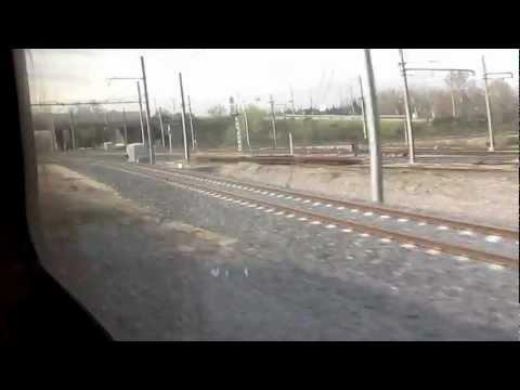 d'AVIGNON-VILLE à AVIGNON-TGV