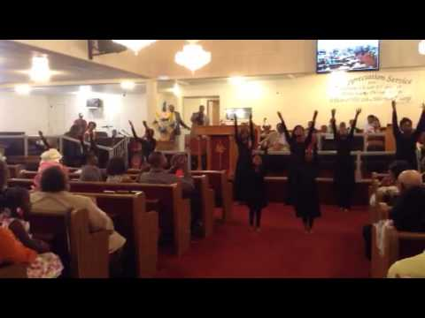 New Bethel MBC of Los Angeles Expression of Praise