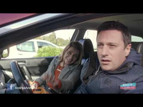 Andrija i Andjelka - Andrija govori slovenacki