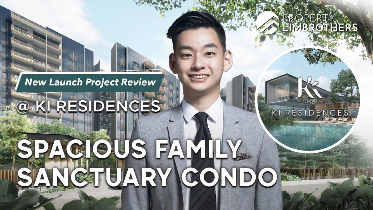 Ki Residences Condo Singapore New Launch Review   PropertyLimBrothers -  YouTube