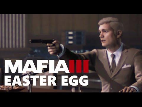 Mafia 3 Easter Egg - Assassination of John F. Kennedy (1080p)