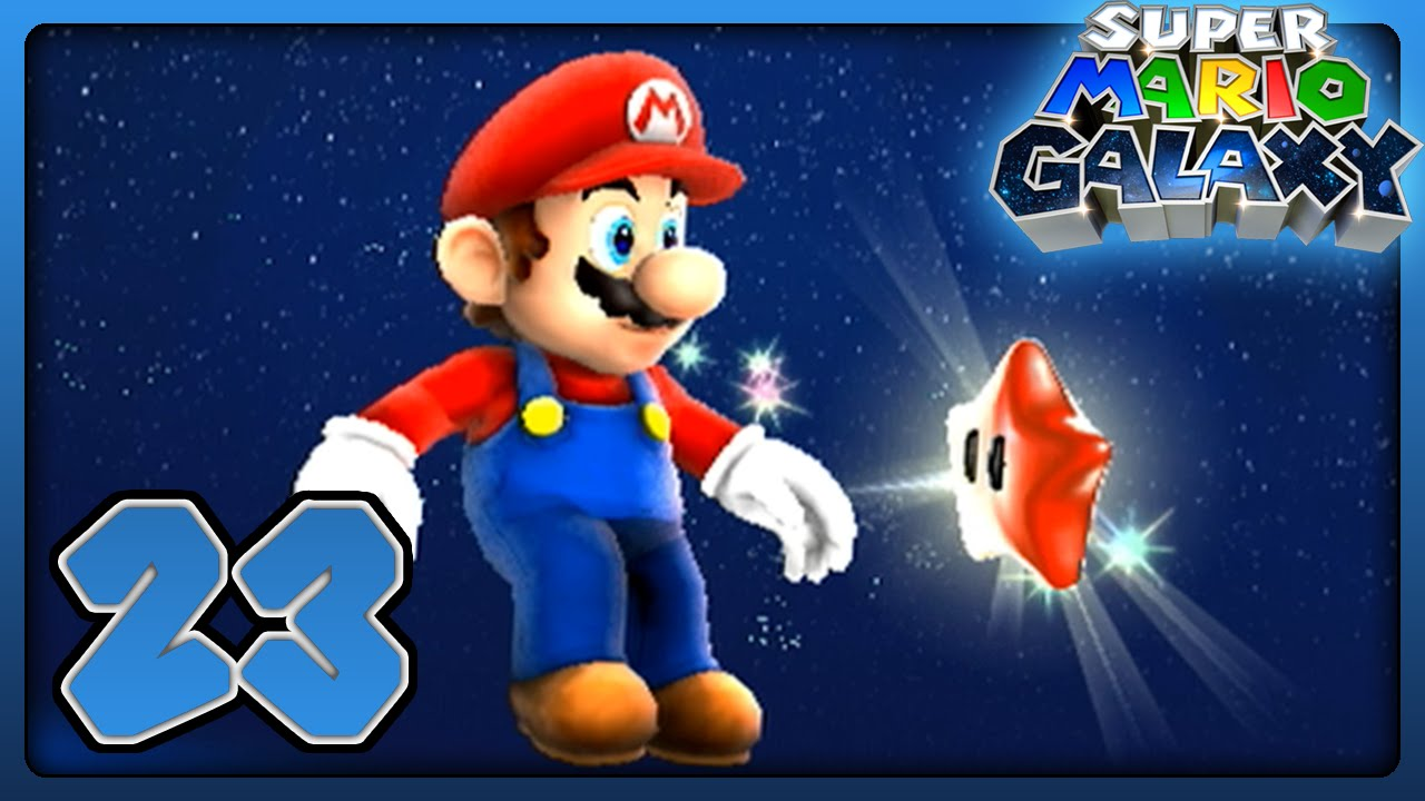 red mario galaxy stars - photo #12