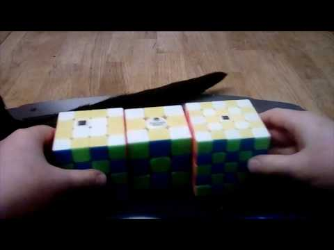 Cubing In The Rain's Giveaway Package Unboxing!