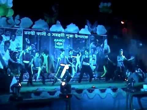 Ridhi Sidhi Ganpati Bappa Maurya Rocking Group Performances ... ABCD
